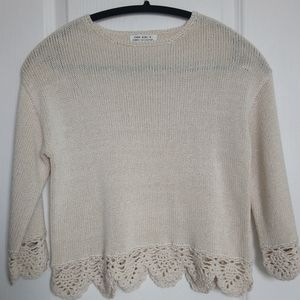Zara Girl's Sweater